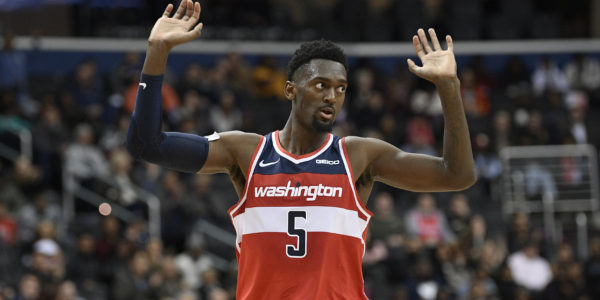 Bobby Portis Spurs Free Agent Target