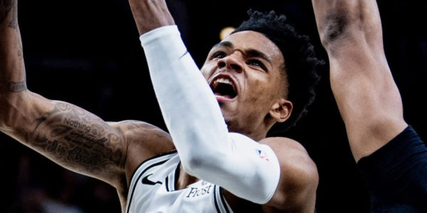 dejounte murray knicks spurs
