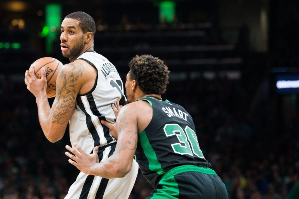 Spurs vs Celtics