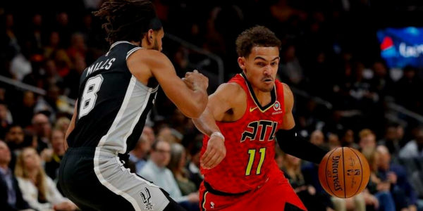 trae young patty mills