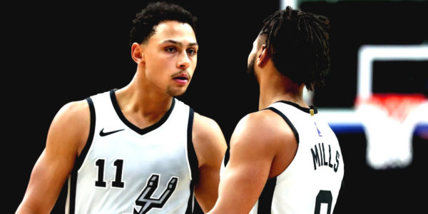 bryn forbes and patty mills