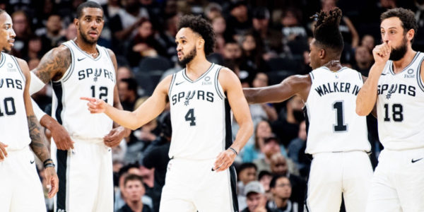 spurs cavaliers overtime