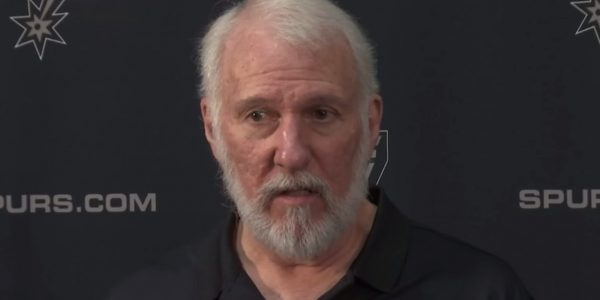 Gregg popovich speaks on NBA bubble safety and continuing awareness
