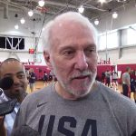 gregg popovich will coach spurs orlando nba restart