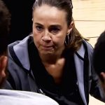 spurs assistant becky hammon touching post after nba bubble return