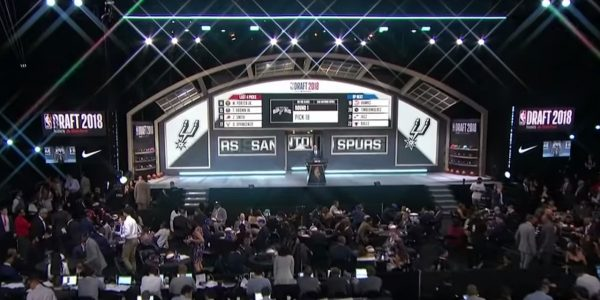 Spurs NBA Draft lottery 2020 odds start time and how to watch