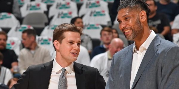 san antonio spurs assistant will hardy among thunder candidates
