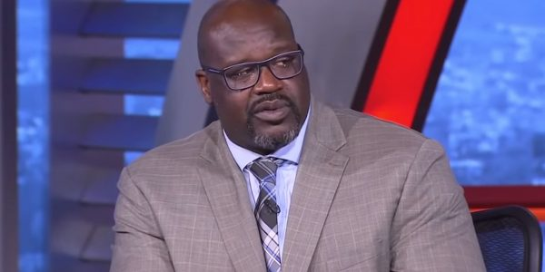 shaquille o'neal inside the nba tnt